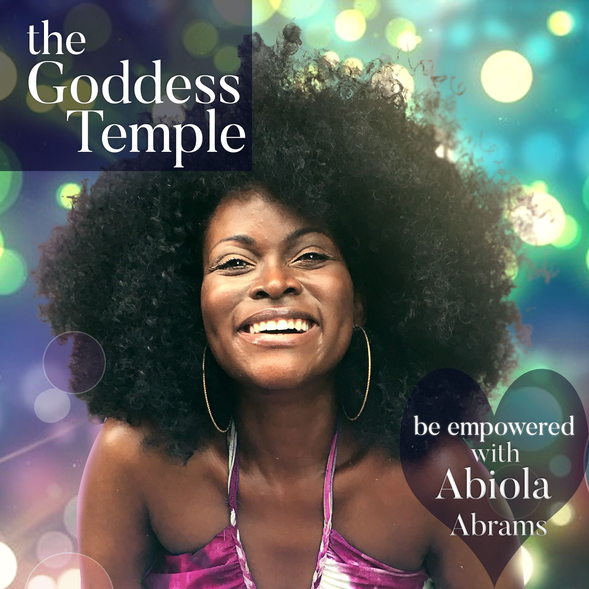 Goddess Temple Podcast  - Motivation, Inspiration, Spirituality